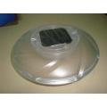 Luminária Solar para Piscina Fonte Recarregavel Led Plastico